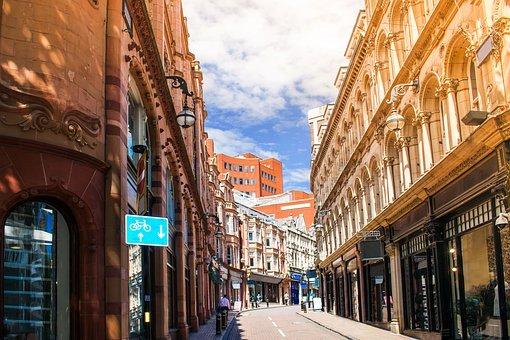 Visitez l'Angleterre et découvrez la mairie de Birmingham